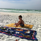 Hanging out on the beach in Destin FL 03212012b