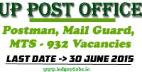 UP-Postal-Circle-Vacancy-2015
