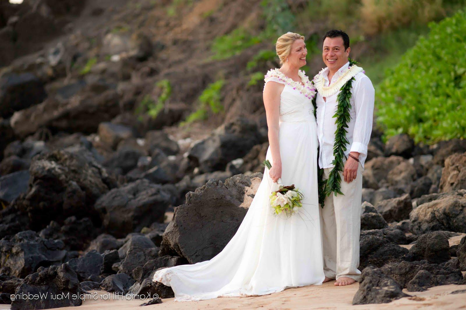 maui band wedding