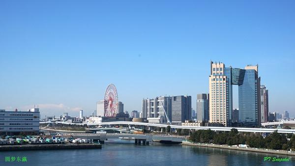 东京摩天轮(パレットタウン大観覧車)