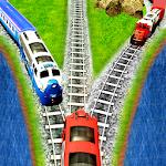 Indian Train Simulator 2018 Icon