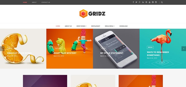 gridz-blogger