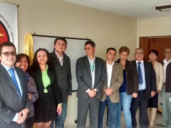 Subdirectiva de Sinedian fortalece presencia en Sogamoso