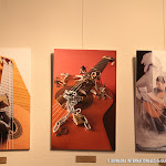 Exposición Artística dedicada a la Guitarra y al Maestro Andrés Segovia, en la Sala Lucrecia Bori del Palau de la Música de Valencia. Sábado 1 de diciembre.