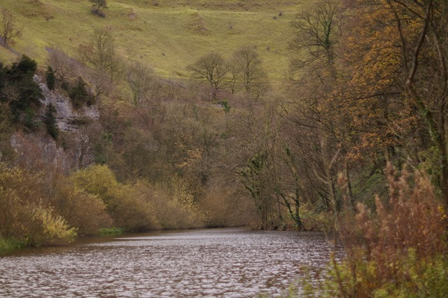 walking Cressbrook to Litton Mill