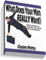 Cover of Cucan Pemo's Book What Does Your Man Really Want