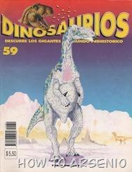 P00059 - Dinosaurios #59