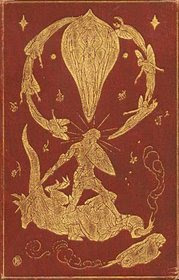 Cover of Andrew Lang's Book The Crimson Fairy Book