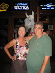Mary and Gary Mascelli outside the Wildhorse Saloon in Nashville TN 09032011a
