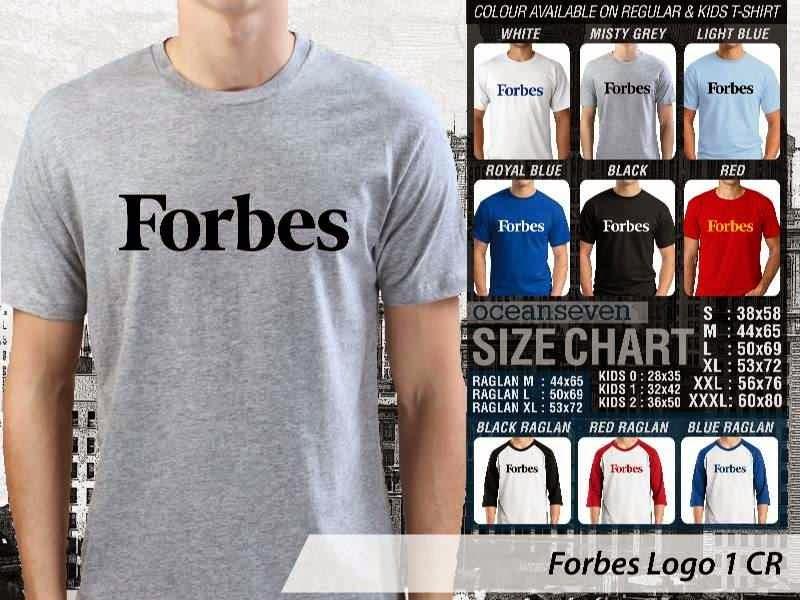 Kaos Magz Forbes Logo 1 Majalah & Media distro ocean seven