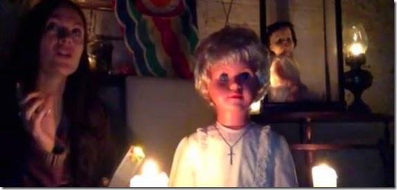 muñeca diabolica, video diabolico, fantasmas, enigmas