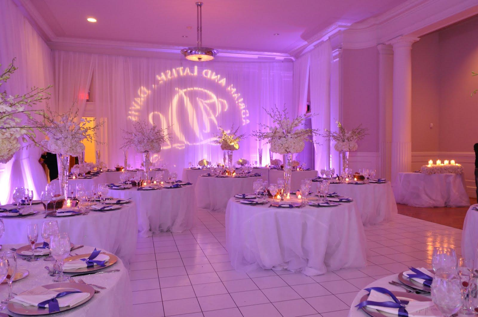 wedding drapery rentals