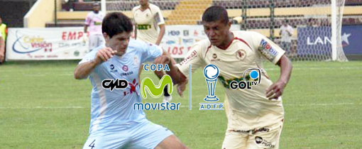 Real Garcilaso vs León de Huanuco en Vivo - Copa Movistar