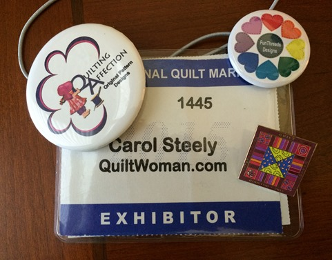 Houston quilt market