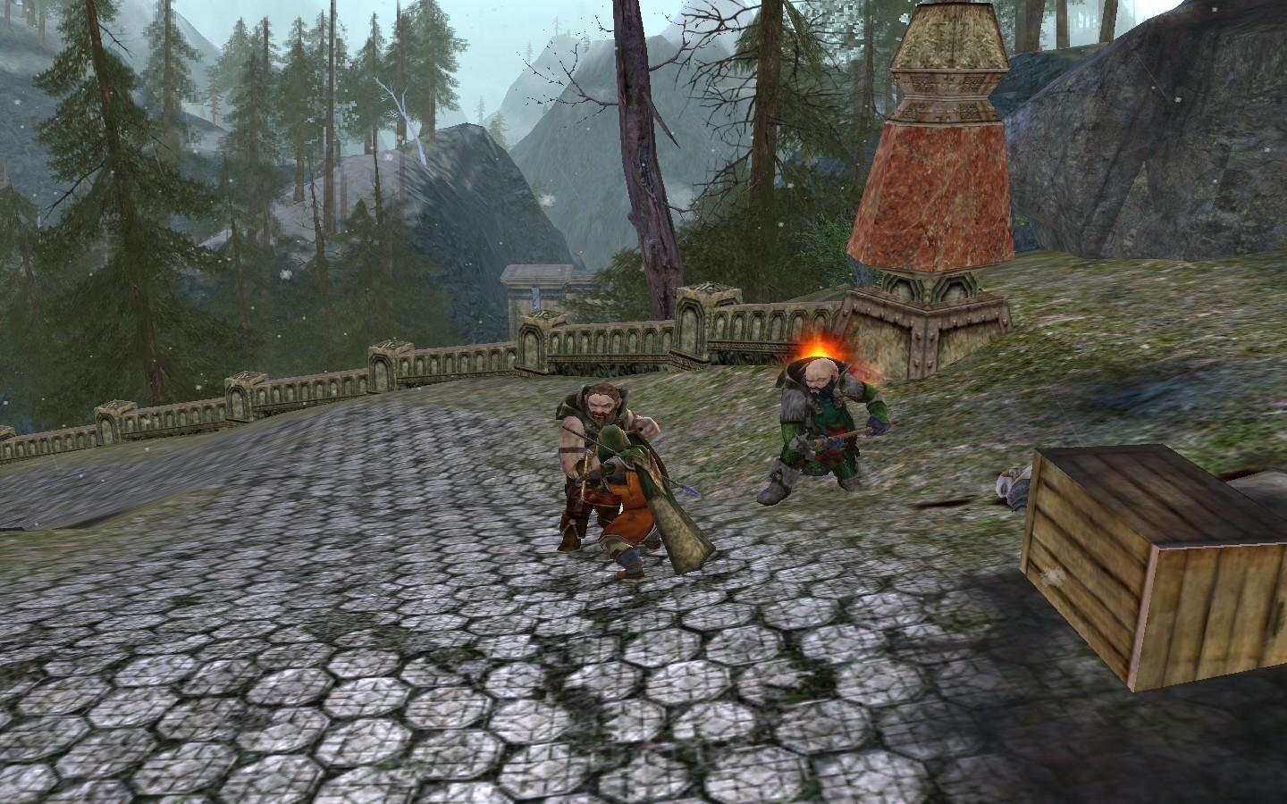 Lord of the Rings Online.