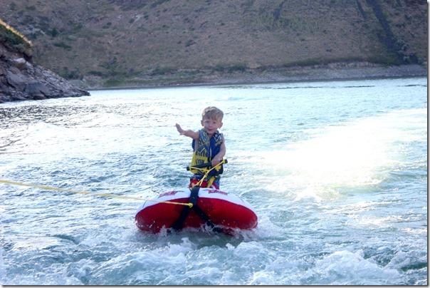 child water ski