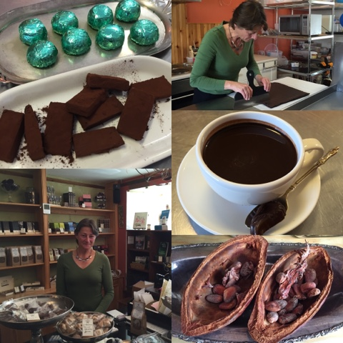 Pittenweem Chocolate Company - #LoveFife Chocolate, Seafood and Gin in the East Neuk