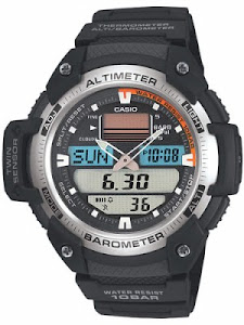 Casio Outgear : SGW-400H