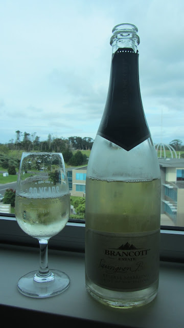 Our last Sauvignon Blanc in New Zealand.
