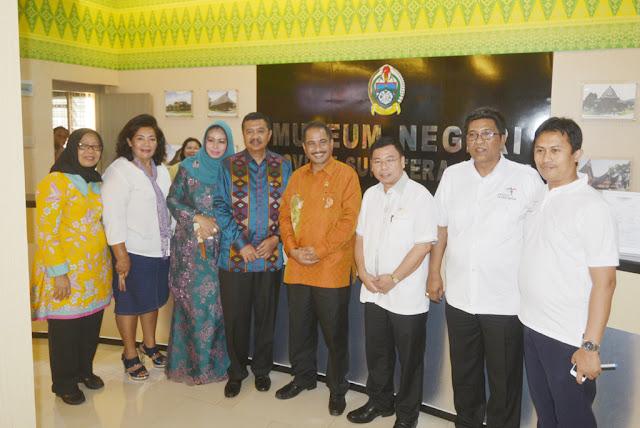 Sumut Miliki 21 Museum Tersebar di Kabupaten Kota