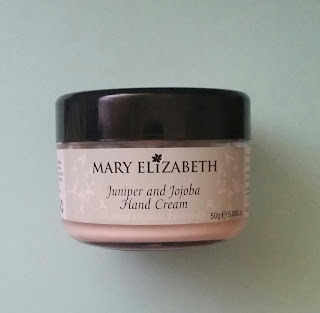 Mary Elizabeth Juniper and Jojoba Hand Cream