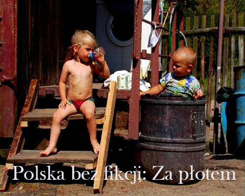 Polska bez fikcji: Za p³otem (2005) PL.TVRip.XviD / PL