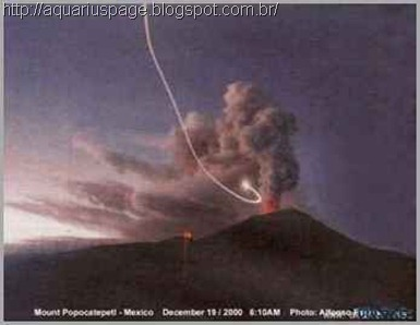 óvnis-vulcão-méxico