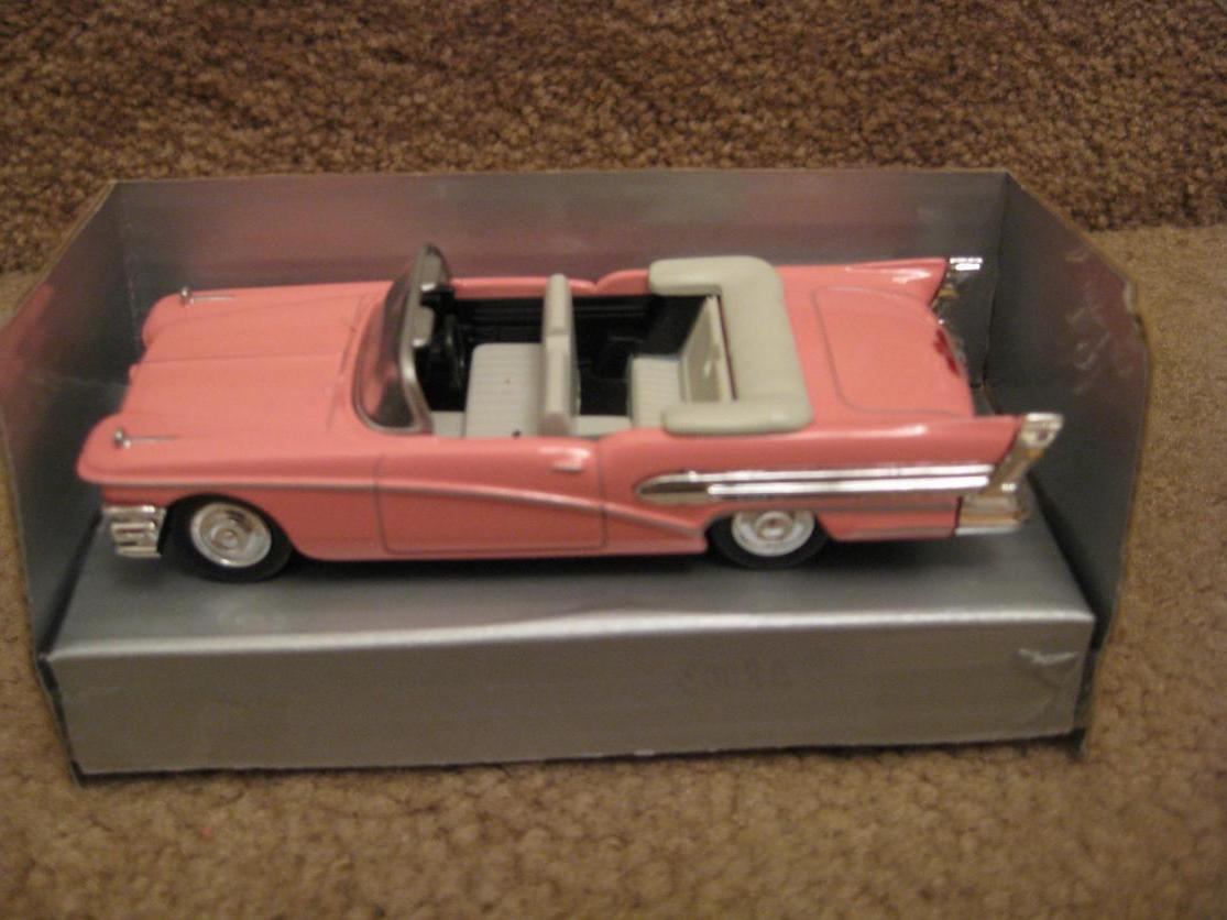 Box Lot: 1955 & 1958 Buick