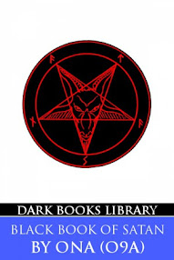 Cover of Order of Nine Angles's Book Black Book of Satan