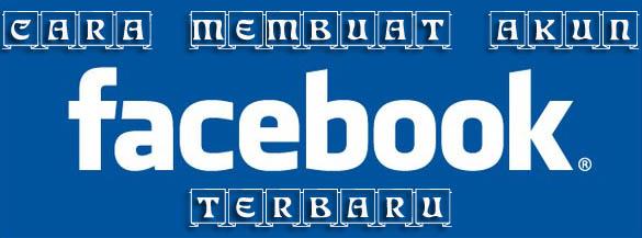 cara daftar facebook, membuat akun facebook terbaru
