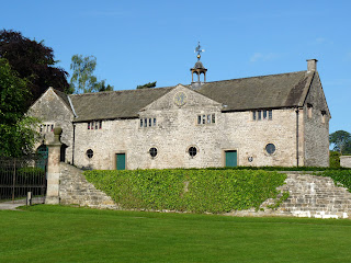 Another part of Tissington Hall.
