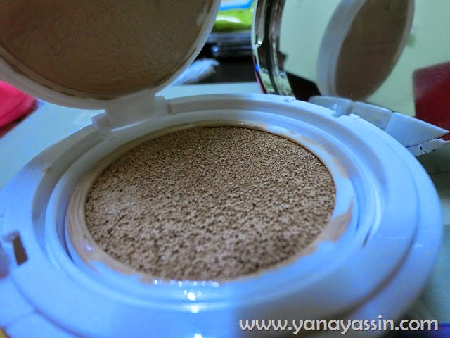 Syalaa BB Cushion Cream | 5 Kelebihan dalam 1 BB Cream
