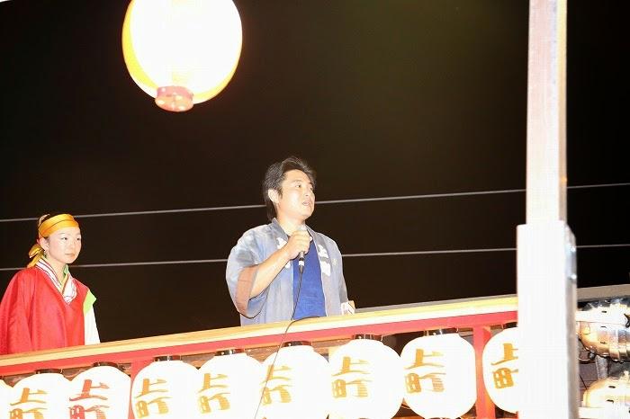 第60回よさこい祭り☆本祭2日目・上町競演場5☆上2目2666