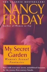 Cover of Nancy Friday's Book My Secret Garden Women Fantasies