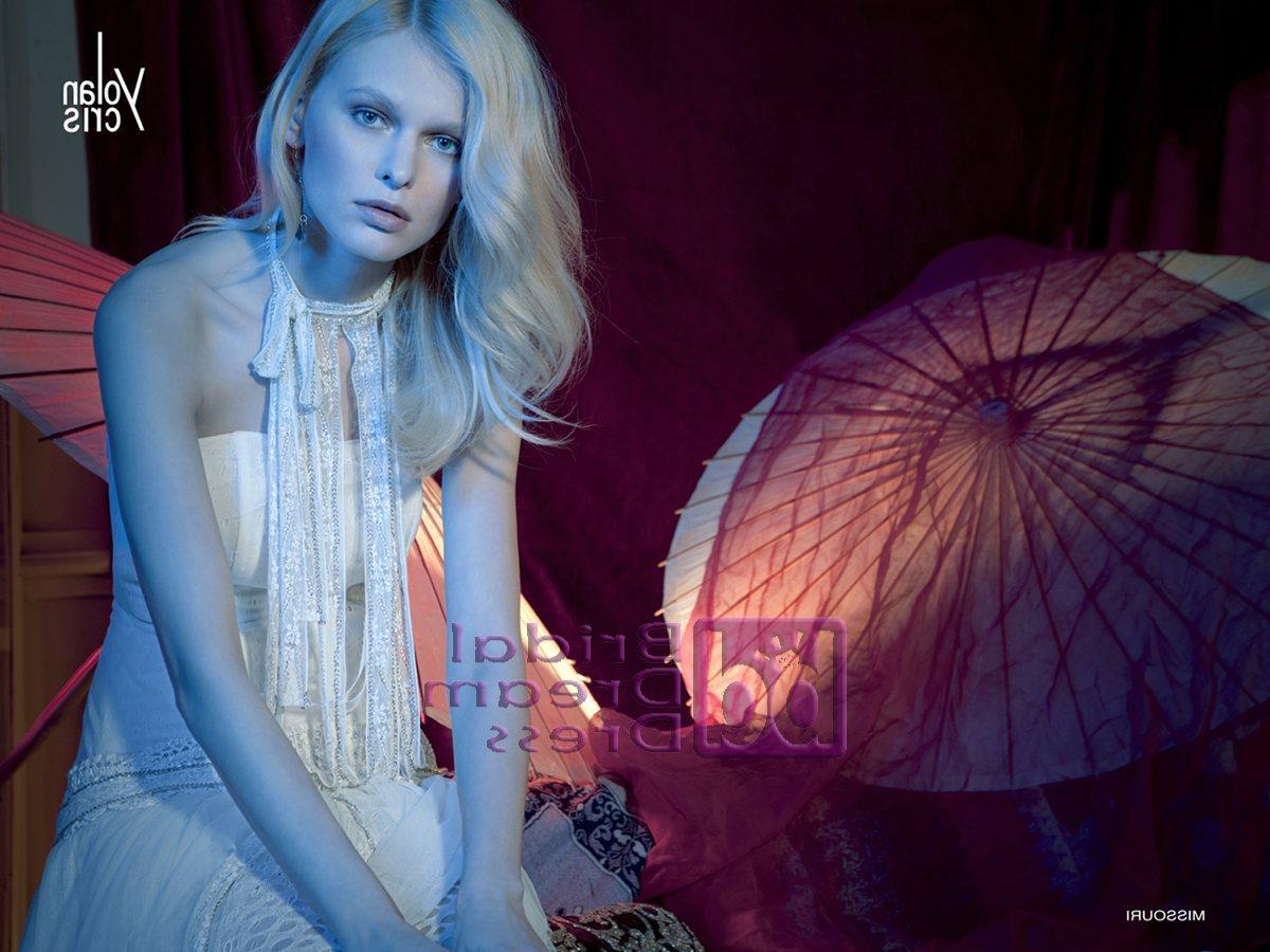 YolanCris bohemian Luxury Collection Wedding Dress Missouri