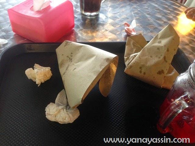Nasi Kak Wok Sedap Ampang