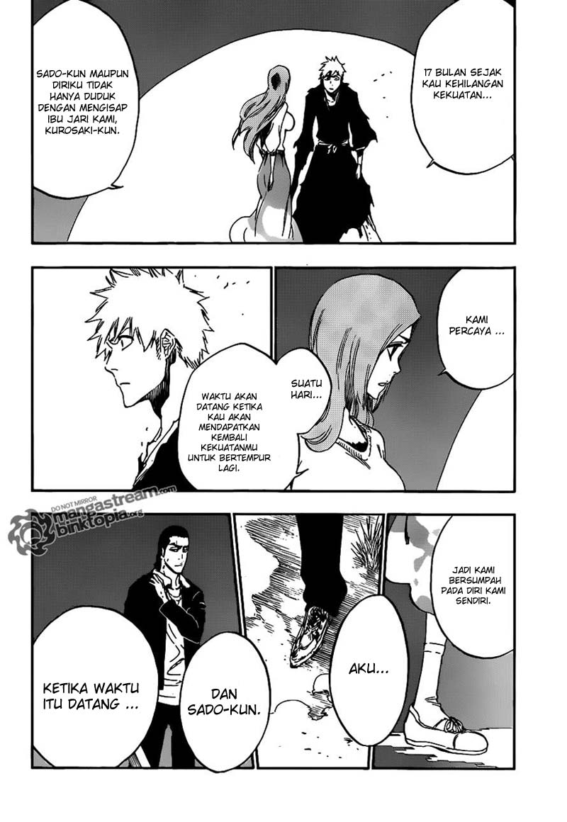 Baca Manga, Baca Komik, Bleach Chapter 449, Bleach 449 Bahasa Indonesia, Bleach 449 Online