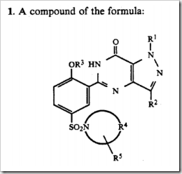 Compounded viagra