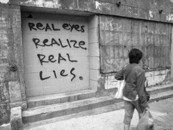 real eyes - real lies