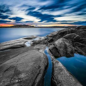 by Patrick Pedersen - Landscapes Waterscapes ( waterscape, østfold, engelsviken, norge, landscape, hankø, ostfold, onsøy, norway )