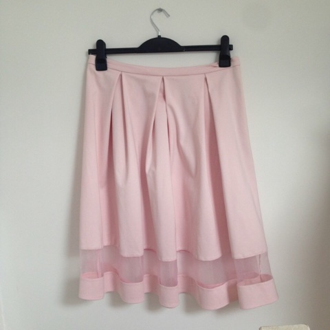 50s skirt top shop aline