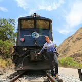 Trem do  Nariz del  Diablo - Simbambe, Equador