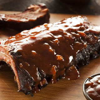 Better Than Applebee's Double-Glazed Baby Back Ribs