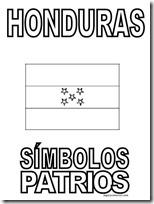 simbolos patrios honduras 5