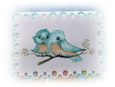 Bluebird of Happiness 2015  c