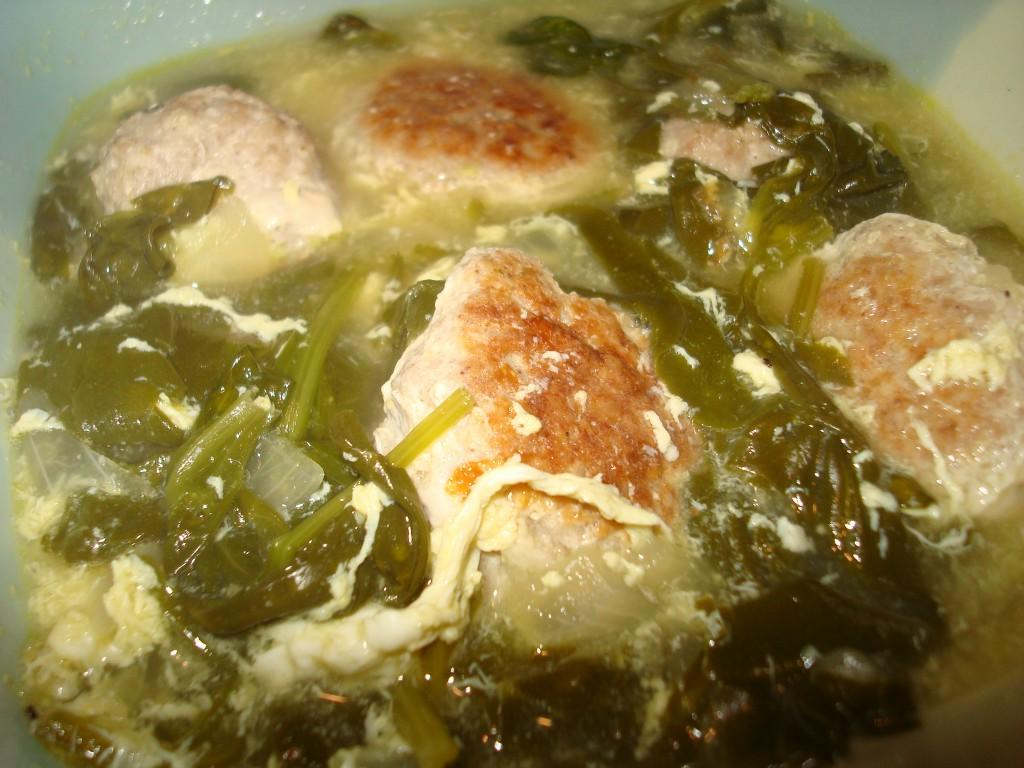 been Italian Wedding Soup.