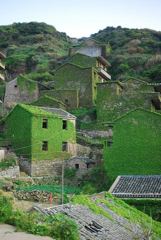 C'est de toute beauté : sites et lieux magnifiques de notre monde. Gouqi-island-abandoned-village-11%25255B5%25255D