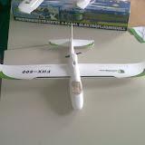 Der Easytrainer ist ein einfach zu fliegendes und robustes Übungsmodell