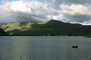 Connemara, Southern Ireland.