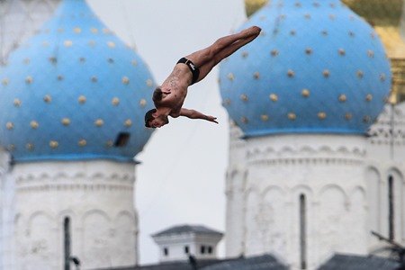Russia Swimming Worlds
